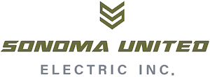 Sonoma United Electric Logo